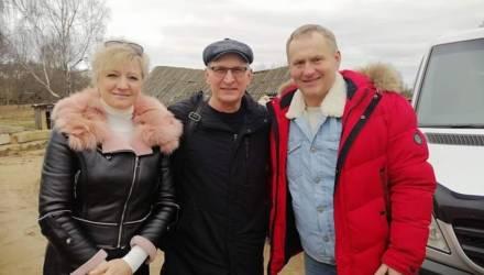 «Сватов» снимают в Беларуси уже неделю
