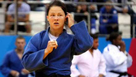 Гомельчанка выиграла золото Открытого Европейского Кубка по дзюдо