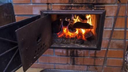 В Мозыре угарным газом отравились маленькие дети