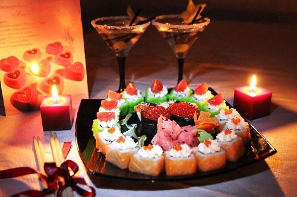 Кофе, торт и суши. Выяснилось, как гомельчане встретят День влюблённых