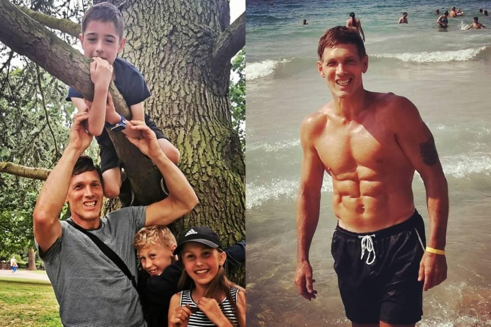Никто не верит, узнав, сколько лет этому накачанному парню и что он уже воспитывает 7 внуков