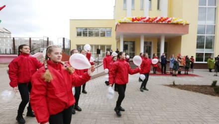 В Калинковичах открыли современный спортивный комплекс