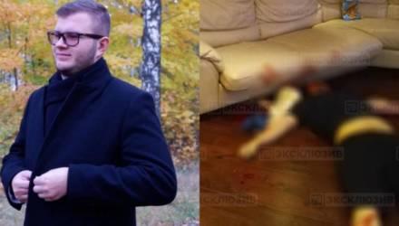Появилось видео со смертельной вечеринки в Петербурге, где студент сыграл в русскую рулетку и погиб