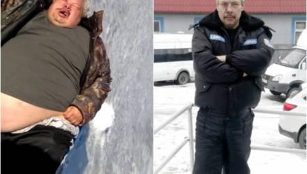 Рыбак из мема «Бать, тебе нормально?» похудел на 100 килограммов — и снова стал героем соцсетей
