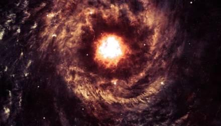 Звезда смерти. Какие беды несёт для Земли взрыв сверхновой Бетельгейзе