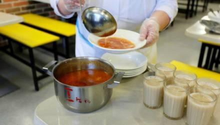 Оперативники БЭП поставили точку в громком деле о хищении продуктов для школьных столовых Гомеля