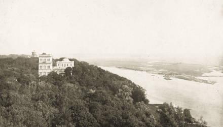 В поисках утраченного. На почтовых открытках и фотографиях начала ХХ века - дворец и парк князей Паскевичей в Гомеле