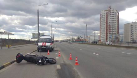 Гомельская ГАИ серьёзно предупредила мотоциклистов