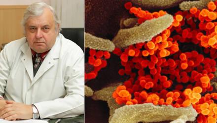 Главный инфекционист Минздрава рассказал о коронавирусе