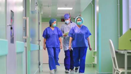 В Речице с подозрением на коронавирус была госпитализирована женщина
