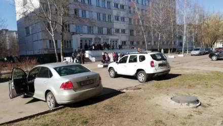 Срочно госпитализированного из поликлиники на улице Косарева гомельчанина уже выписали из стационара – подробности