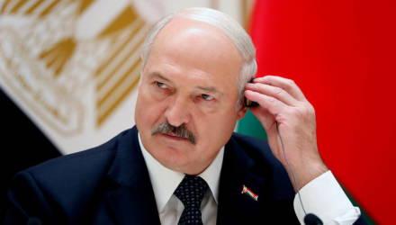 Лукашенко обвинил отдельных белорусов в желании подорвать белорусское государство изнутри