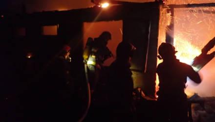 На Гомельщине за сутки на пожарах погибли два инвалида