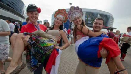 Александр Лукашенко надеется на то, что россияне приедут в Беларусь во время выходных