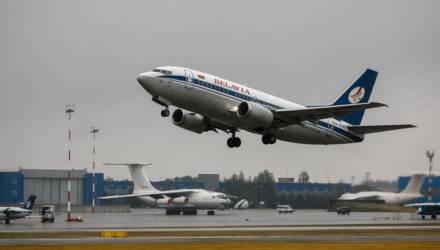 «Белавиа» отменяет ряд рейсов в более чем 20 стран