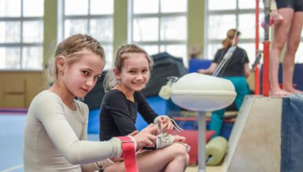 Как в Гомеле воспитывают будущих чемпионов в акробатике, гимнастике и прыжках на батуте