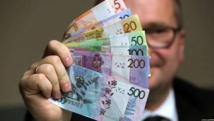 Обновлённые деньги появятся в Беларуси уже на следующей неделе