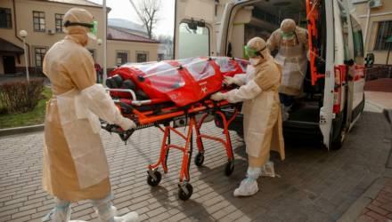 В Беларуси выявлено уже 152 случая коронавируса