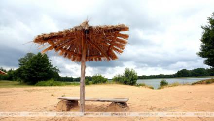 Инклюзивный пляж планируют обустроить в Гомеле