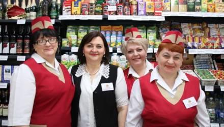 Новый магазин под маркой «Урицкий стандарт» появился в Гомеле