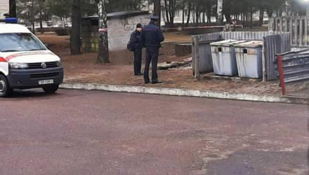 На территории светлогорской больницы нашли мину