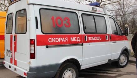 О работе скорой помощи на Гомельщине: «Приезжаем на вызов, а мужчина просит, чтобы домой подвезли»