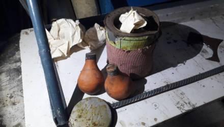 В Гомеле на Набережной случайный прохожий обнаружил в банке из-под краски 4 кило ртути