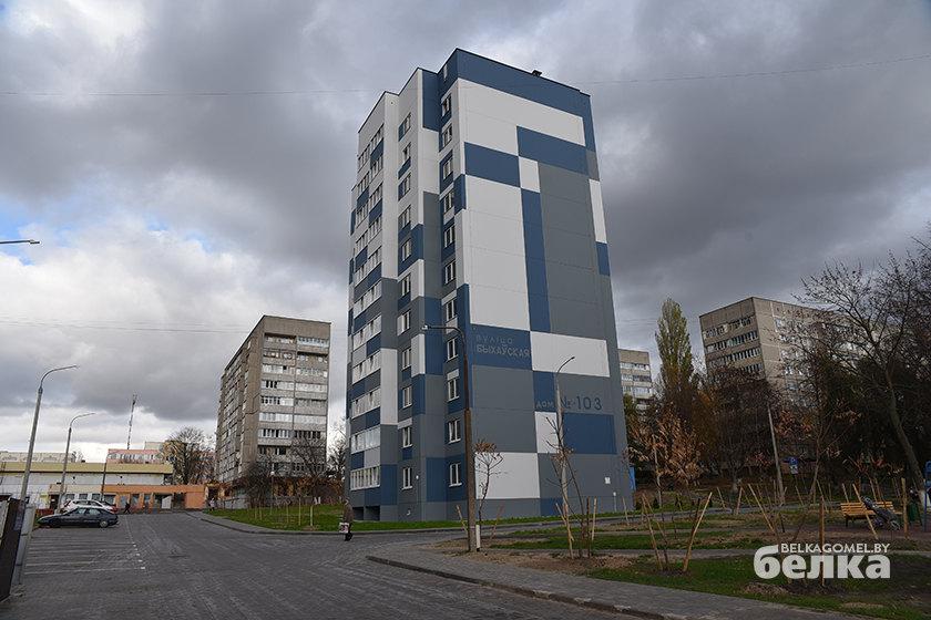 Две квартиры в гомельской новостройке на Быховской сдаются в аренду