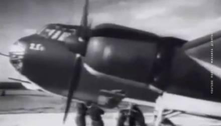 Гомельчанин с товарищами сбежали с самой секретной базы нацистов на самолёте, которым не умели управлять