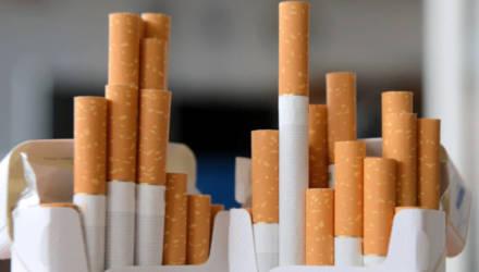 Некоторые марки сигарет подорожают в Беларуси с 1 апреля