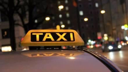 В Светлогорске девушка забыла сумочку в такси. Водитель забрал деньги, а ридикюль выбросил