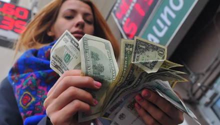 В Нацбанке объяснили, почему в обменниках временно может не хватать долларов