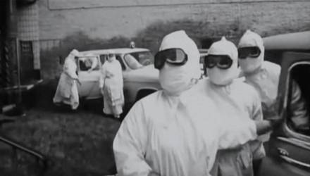 """""""Китовый"""" грипп для молодых. Как в СССР обнаружили самую загадочную эпидемию"""