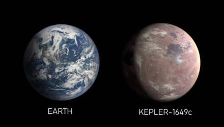 """Рядом с Солнечной системой нашли планету-""""близнеца"""" Земли"""
