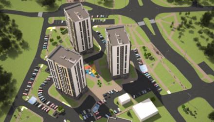 В Гомеле принимают заявления о покупке квартир в двух многоэтажках