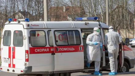 В Гомельской областной инфекционной больнице рассказали, как организована работа с больными COVID-19