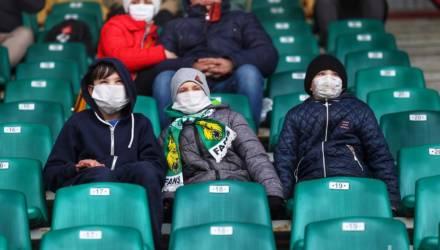 """Показали качественный футбол: в первой лиге сошлись """"Гомель"""" и """"Нафтан"""""""