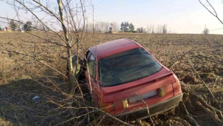 В Светлогорском районе инспектор ГАИ приехал на место ДТП и обнаружил угнанный автомобиль