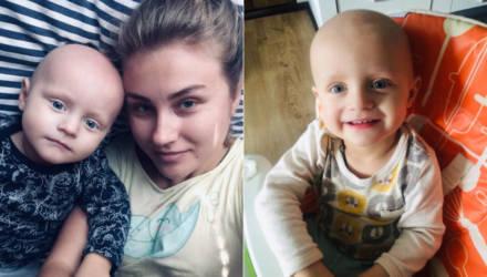 88848 евро и 2 месяца, чтобы спасти ребёнку жизнь! Годовалому Илье из Жлобина нужна аутотрансплантация костного мозга