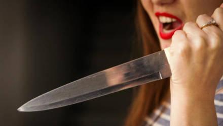 Жительница Рогачевского района воткнула нож в спину сожителя