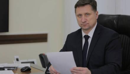 Директором Гомельского филиала республиканского унитарного предприятия электросвязи «Белтелеком» назначен Сергей Демьянчик