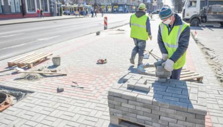 Какие улицы в Гомеле будут отремонтированы в 2020 году?