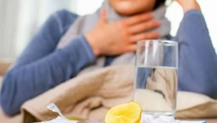 Какой уровень заболеваемости острыми респираторными инфекциями и гриппом в Гомельской области?
