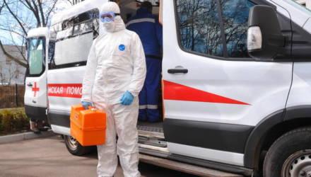 Предварительный положительный тест на коронавирус зарегистрирован в Октябрьском и Жлобинском районах