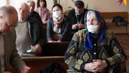 Верующие из деревни под Добрушем спорят в суде с епархией за чудотворную икону «Скоропослушницы»