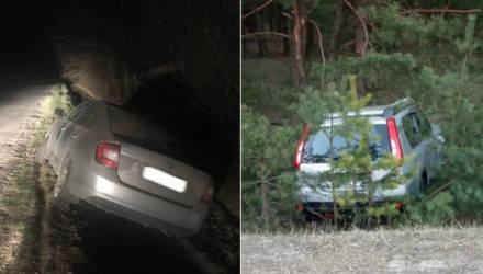 Пьяные кульбиты: на Гомельщине два ДТП произошли по вине нетрезвых водителей, пострадала женщина-пассажир