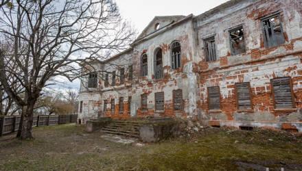 Полесье рискует потерять одну из своих жемчужин – дворец Горватов в Наровле