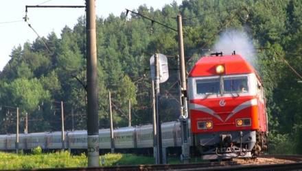 Гомельский поезд насмерть сбил велосипедистку