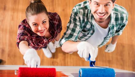 Организации ЖКХ рекомендуют отложить ремонт в квартире