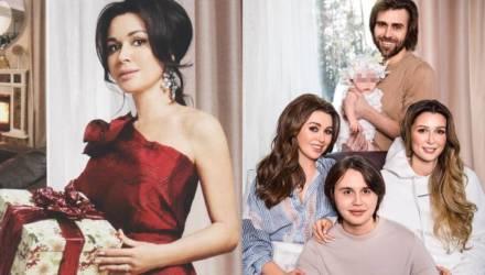 """""""Чудо возможно"""". Семья Анастасии Заворотнюк написала трогательный пост в её день рождения"""